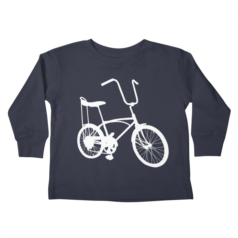 My Ride Kids Toddler Longsleeve T-Shirt by CRANK. outdoors + music lifestyle clothing