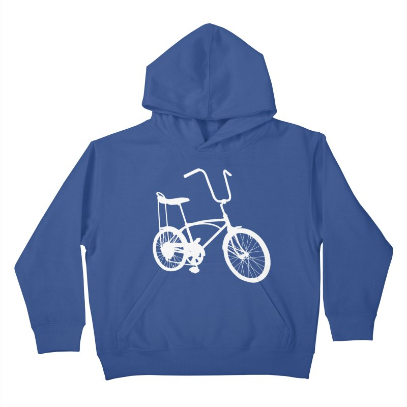 My Ride Kids Pullover Hoody by CRANK. outdoors + music lifestyle clothing