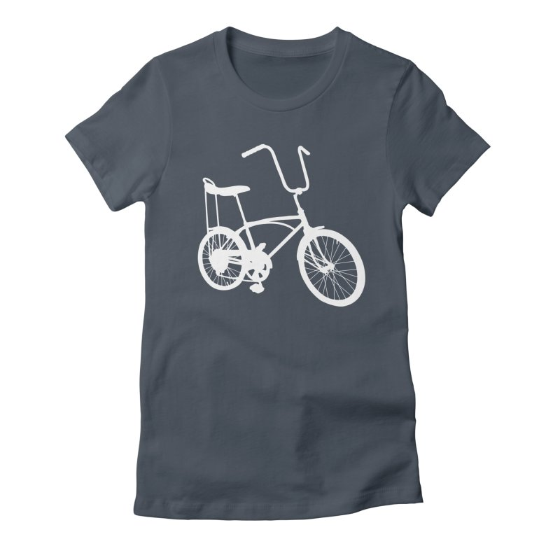 My Ride Women's T-Shirt by CRANK. outdoors + music lifestyle clothing
