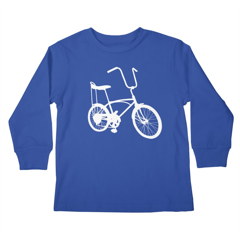 My Ride Kids Longsleeve T-Shirt by CRANK. outdoors + music lifestyle clothing