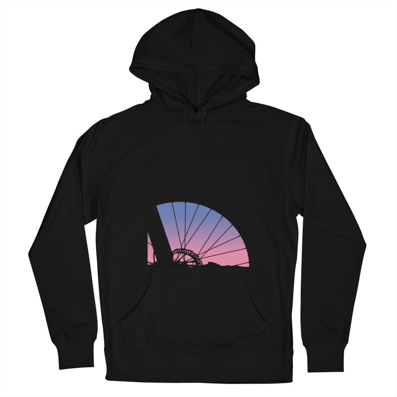 Sky Has Spoken Men's Pullover Hoody by CRANK. outdoors + music lifestyle clothing