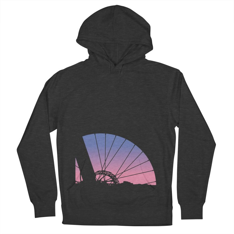 Sky Has Spoken Women's French Terry Pullover Hoody by CRANK. outdoors + music lifestyle clothing