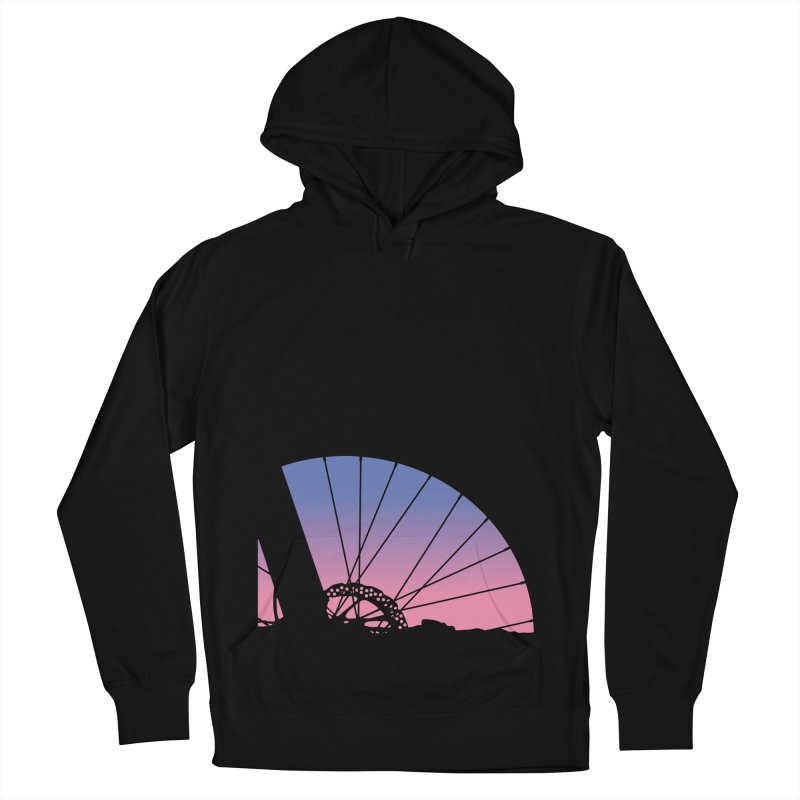Sky Has Spoken Women's Pullover Hoody by CRANK. outdoors + music lifestyle clothing