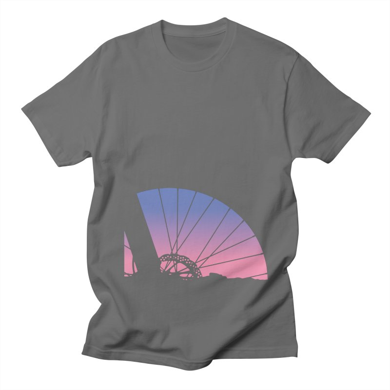 Sky Has Spoken Men's T-Shirt by CRANK. outdoors + music lifestyle clothing