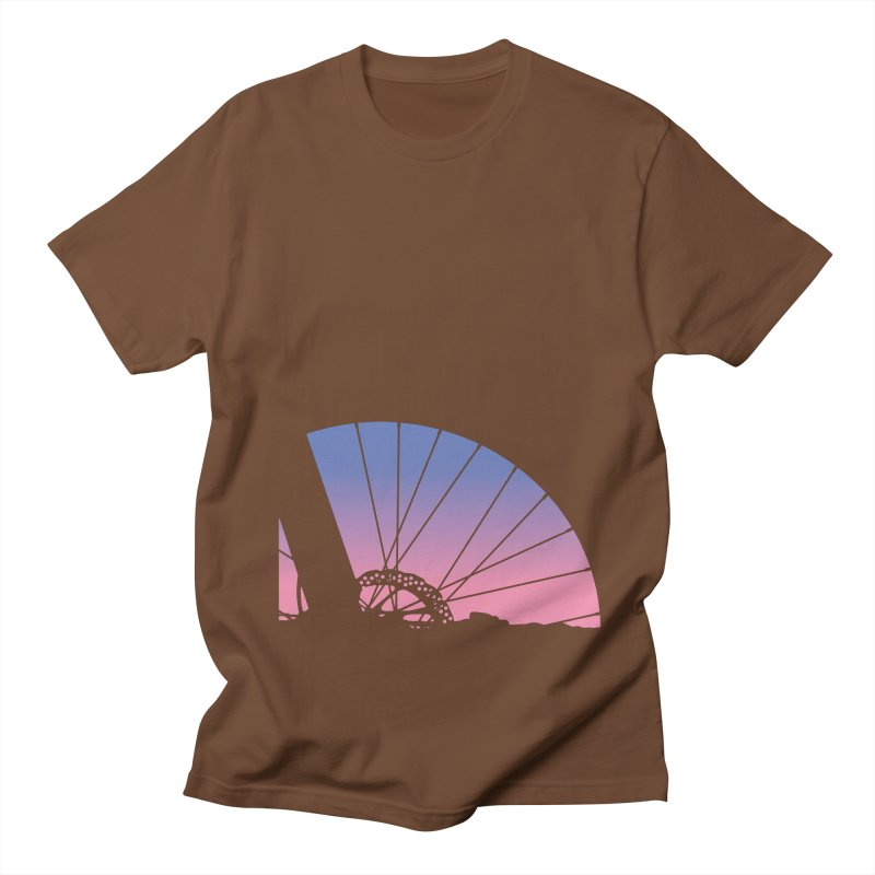 Sky Has Spoken Women's Regular Unisex T-Shirt by CRANK. outdoors + music lifestyle clothing