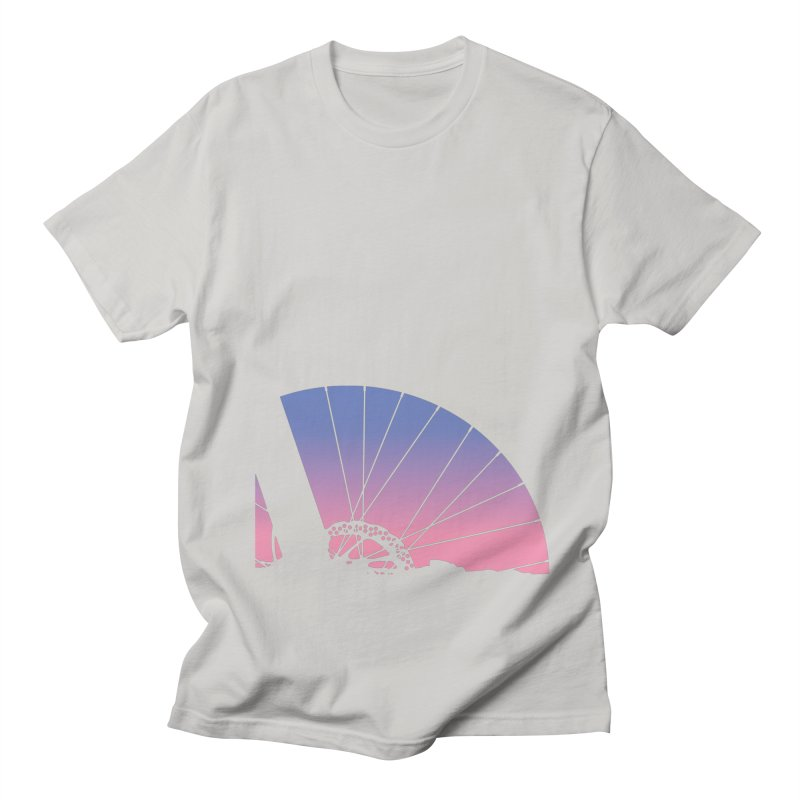 Sky Has Spoken Women's Unisex T-Shirt by CRANK. outdoors + music lifestyle clothing