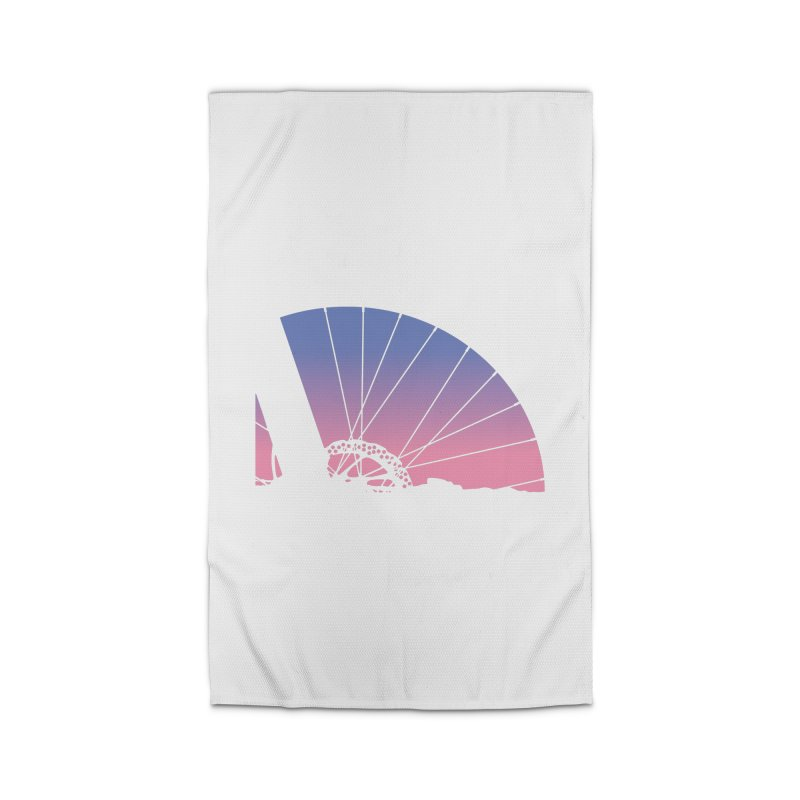 Sky Has Spoken Home Rug by CRANK. outdoors + music lifestyle clothing