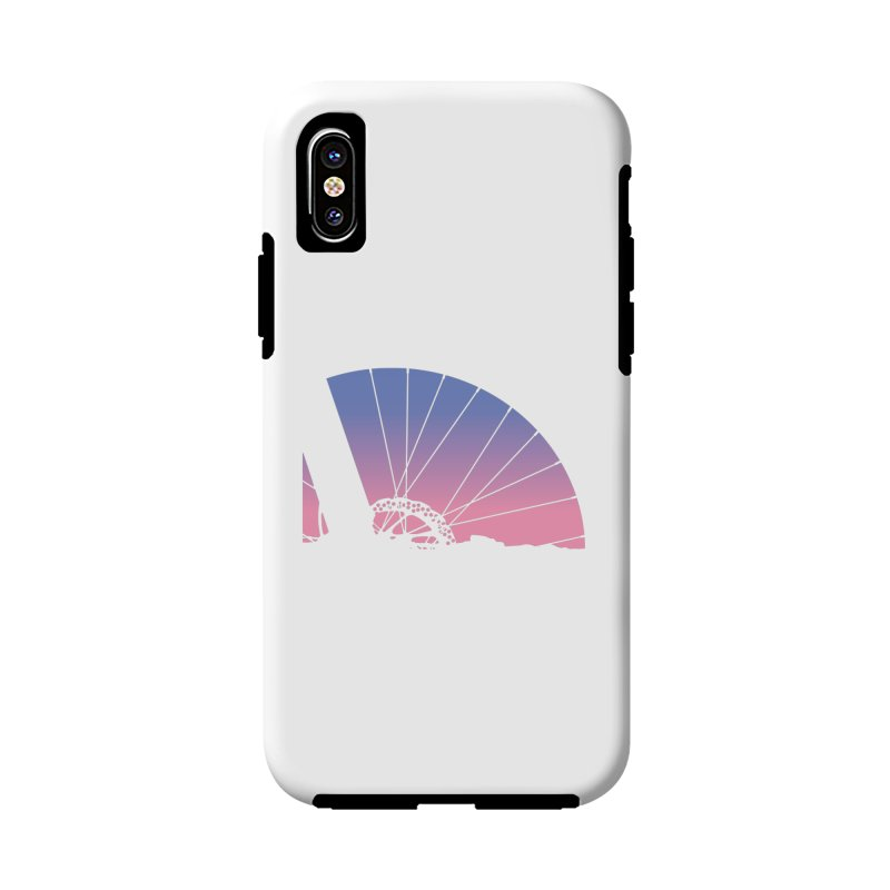 Sky Has Spoken Accessories Phone Case by CRANK. outdoors + music lifestyle clothing