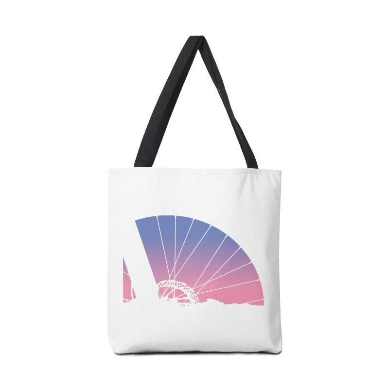 Sky Has Spoken Accessories Bag by CRANK. outdoors + music lifestyle clothing