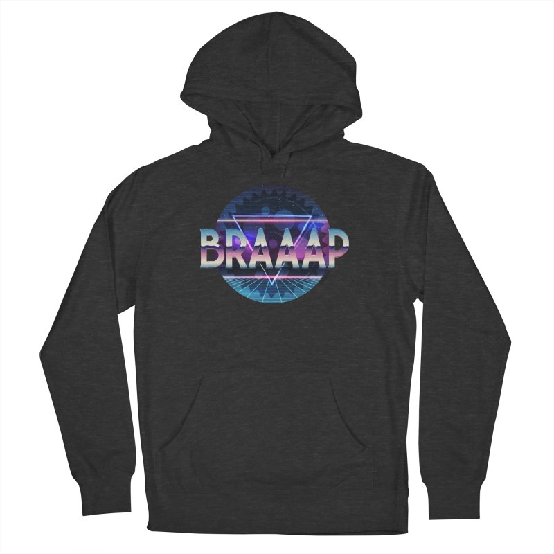 BRAAAP Chrome Men's Pullover Hoody by CRANK. outdoors + music lifestyle clothing