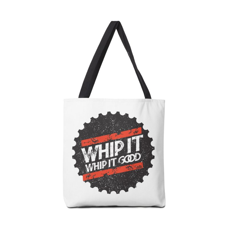 Whip It Good BLK Accessories Bag by CRANK. outdoors + music lifestyle clothing