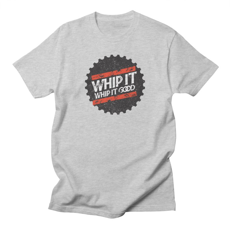 Whip It Good BLK Women's T-Shirt by CRANK. outdoors + music lifestyle clothing