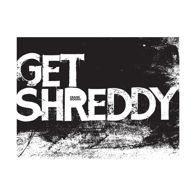 Get Shreddy Block Men's T-Shirt by CRANK. outdoors + music lifestyle clothing