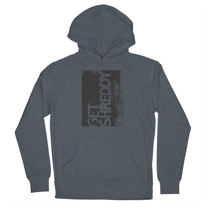 Get Shreddy Block Men's Pullover Hoody by CRANK. outdoors + music lifestyle clothing