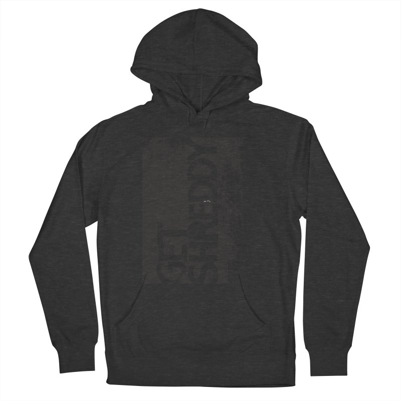 Get Shreddy Block Women's Pullover Hoody by CRANK. outdoors + music lifestyle clothing