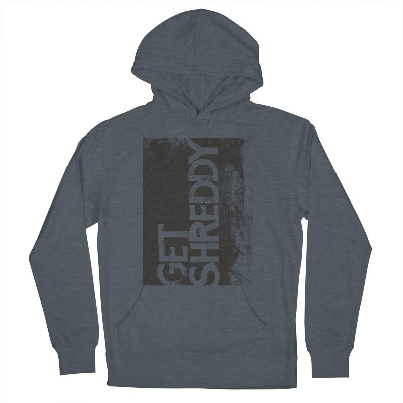 Get Shreddy Block Men's French Terry Pullover Hoody by CRANK. outdoors + music lifestyle clothing