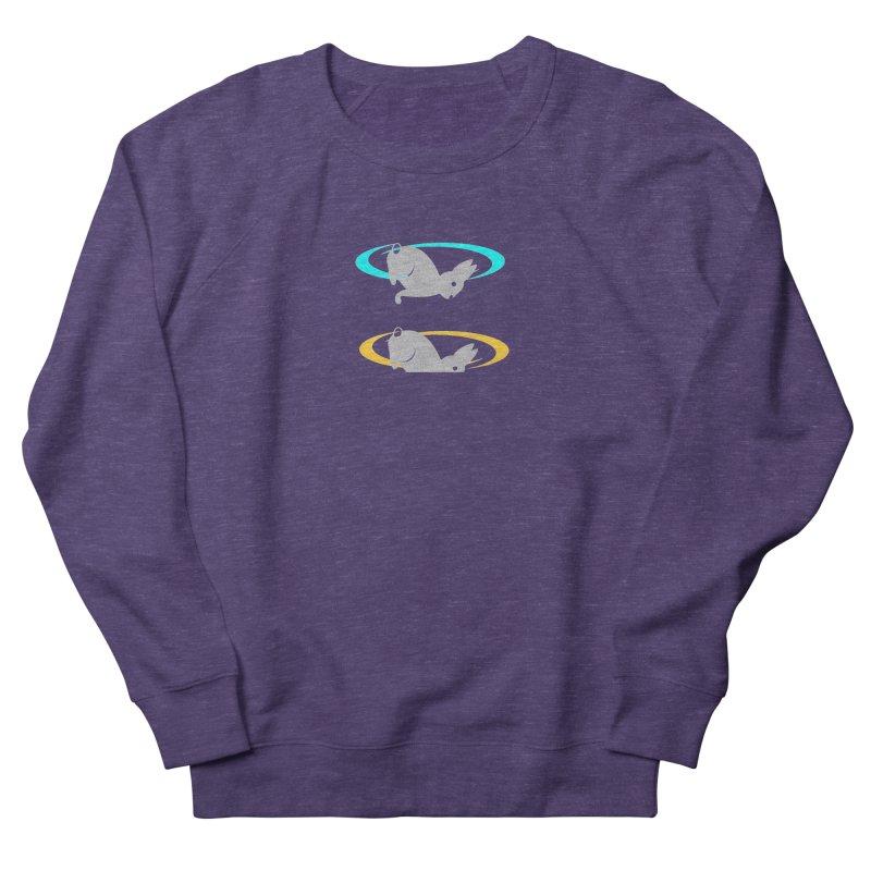 logo Men's French Terry Sweatshirt by crankyashley's Shop