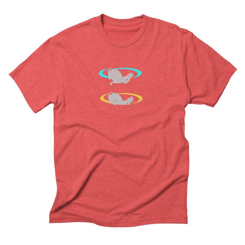 logo Men's Triblend T-Shirt by crankyashley's Shop
