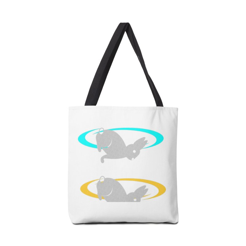 logo Accessories Bag by crankyashley's Shop