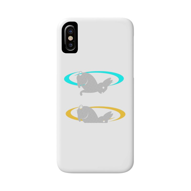 logo Accessories Phone Case by crankyashley's Shop