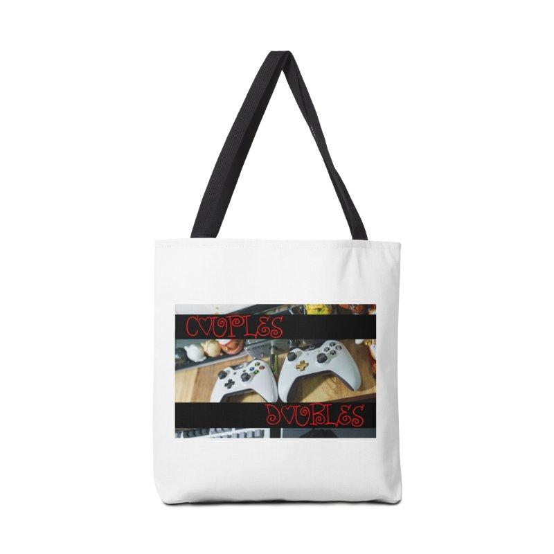 Couples Doubles Accessories Bag by crankyashley's Shop