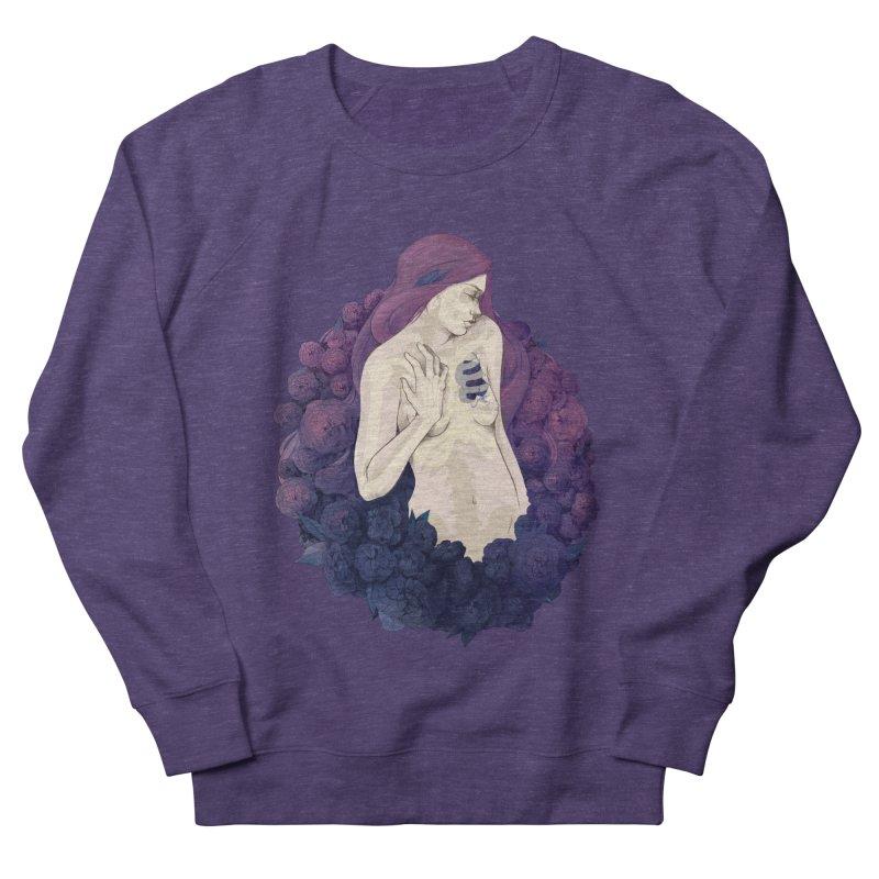 Camellia Women's Sweatshirt by Crantastic Graphics
