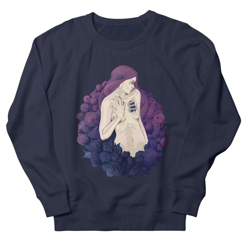 Camellia Men's Sweatshirt by Crantastic Graphics