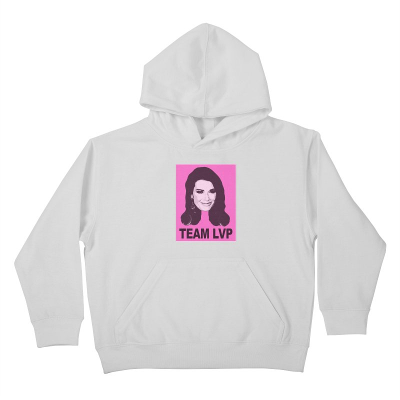 Team LVP Limited Kids Pullover Hoody by Watch What Crappens