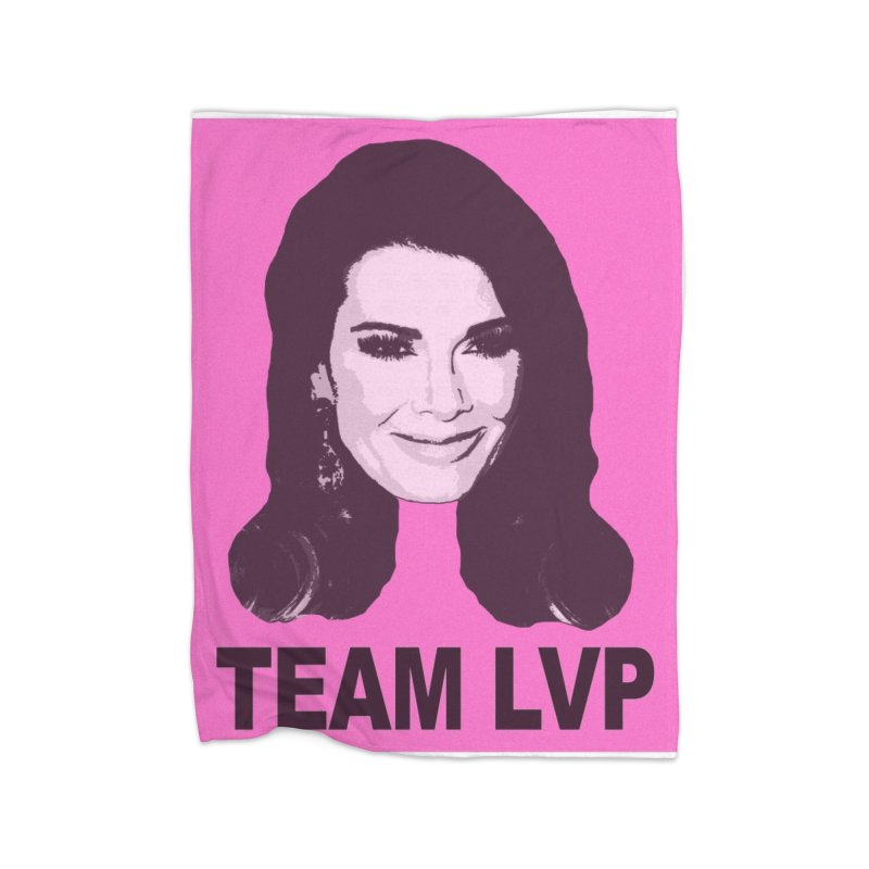 Team LVP Limited Home Fleece Blanket Blanket by Watch What Crappens