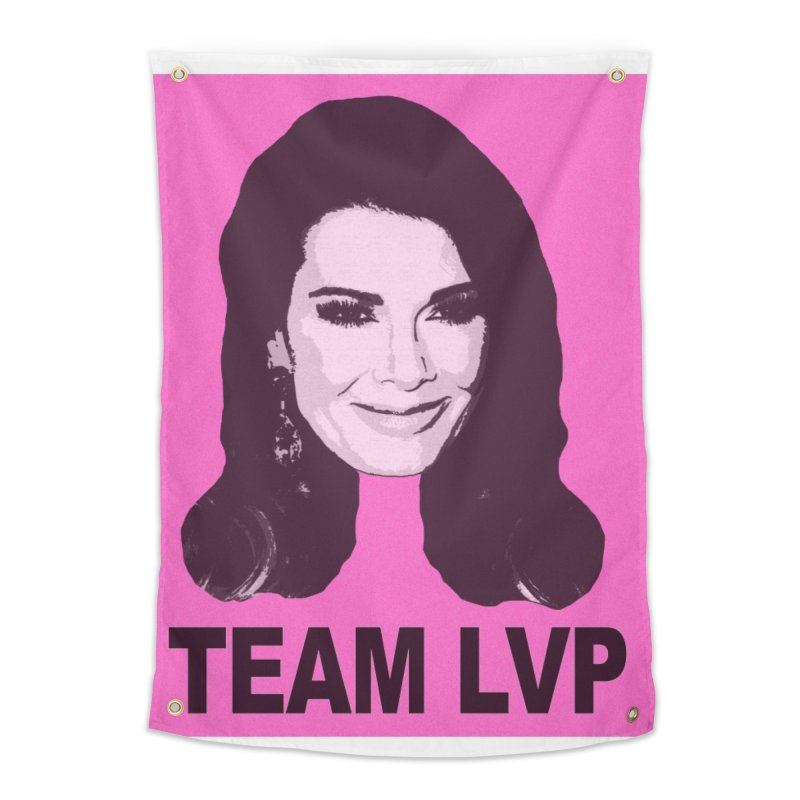 Team LVP Limited Home Tapestry by Watch What Crappens