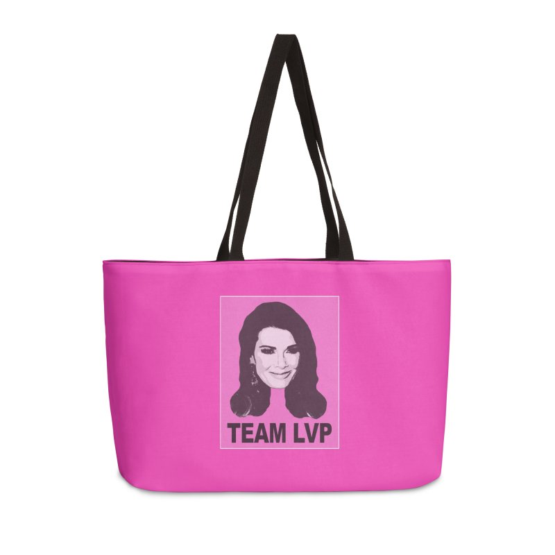 Team LVP Limited Accessories Weekender Bag Bag by Watch What Crappens