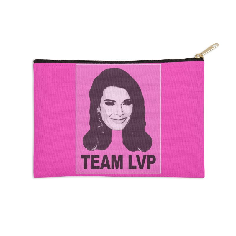 Team LVP Limited Accessories Zip Pouch by Watch What Crappens