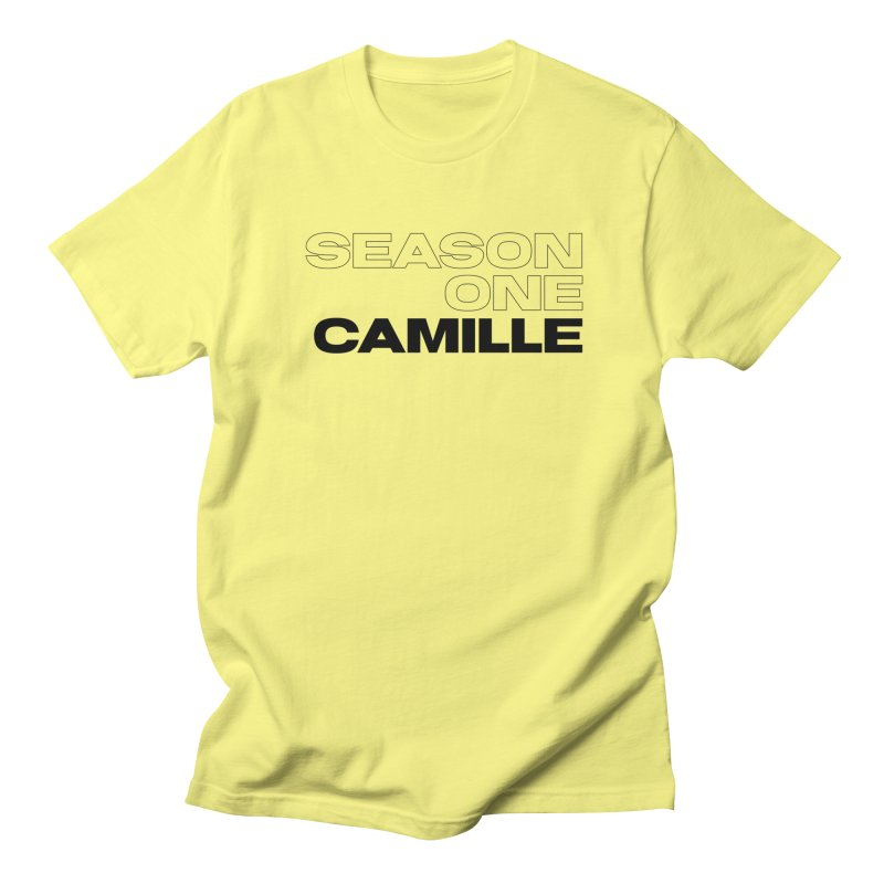 Season One Camille Limited Men's T-Shirt by Watch What Crappens