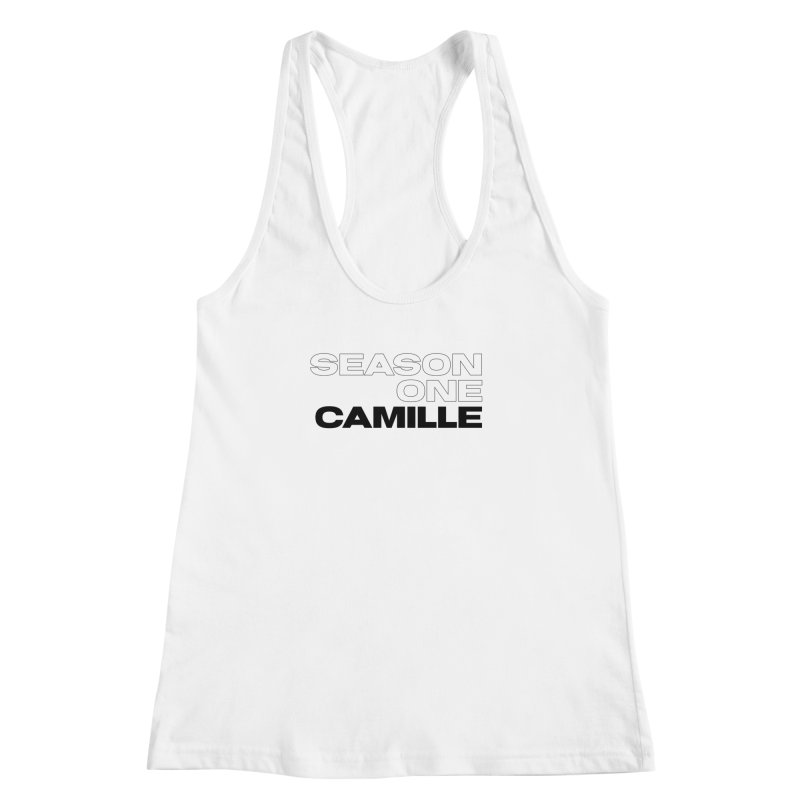 Season One Camille Limited Women's Racerback Tank by Watch What Crappens