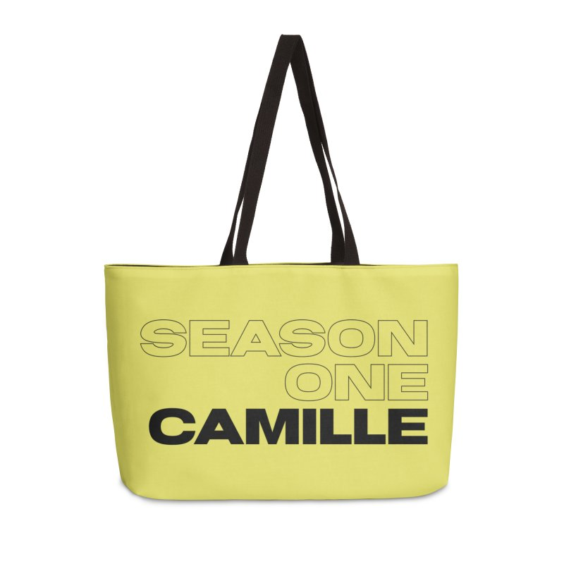 Season One Camille Limited Accessories Weekender Bag Bag by Watch What Crappens