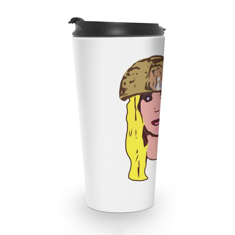 Shannon Bowldor Limited Accessories Travel Mug by Watch What Crappens