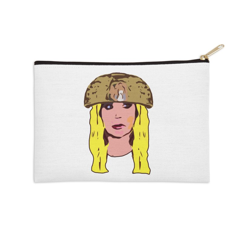 Shannon Bowldor Limited Accessories Zip Pouch by Watch What Crappens