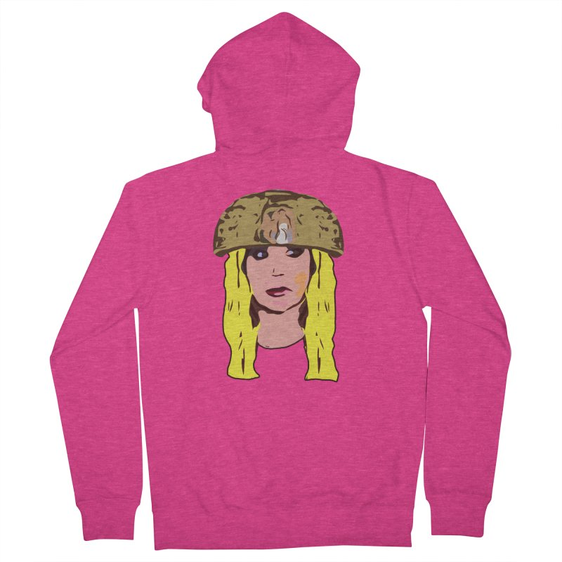 Shannon Bowldor Limited Women's French Terry Zip-Up Hoody by Watch What Crappens