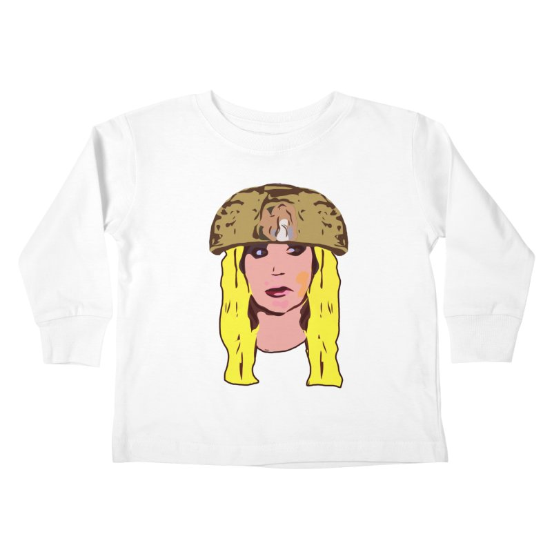 Shannon Bowldor Limited Kids Toddler Longsleeve T-Shirt by Watch What Crappens