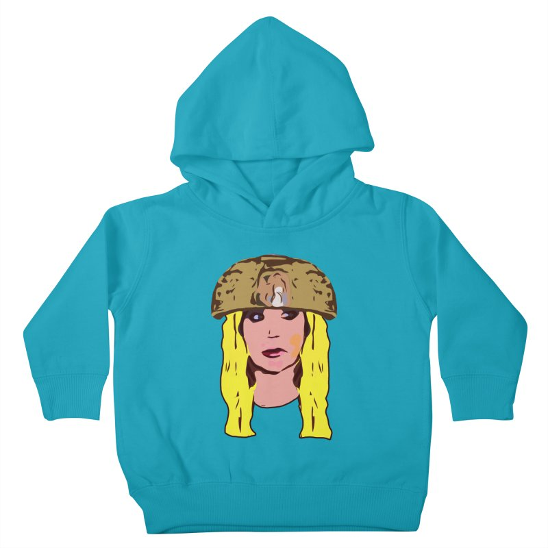 Shannon Bowldor Limited Kids Toddler Pullover Hoody by Watch What Crappens