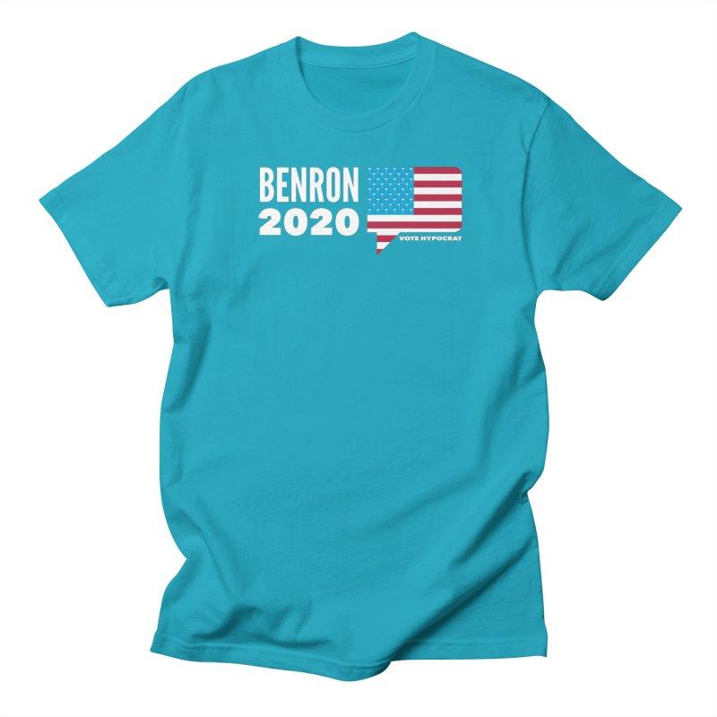 BenRon 2020 Vote Hypocrat Limited Men's T-Shirt by Watch What Crappens