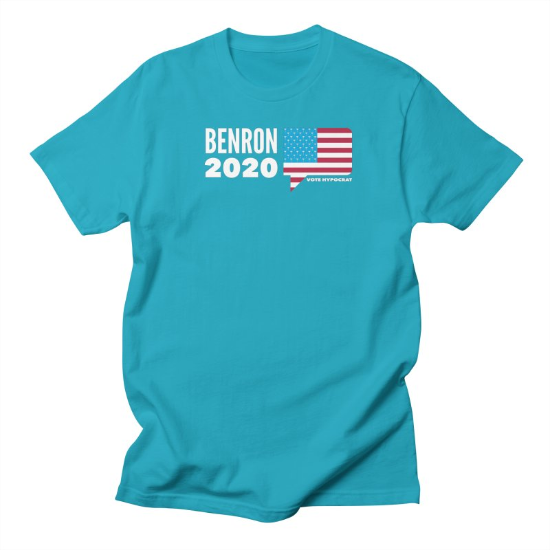 BenRon 2020 Vote Hypocrat Limited Men's T-Shirt by Watch What Crappens