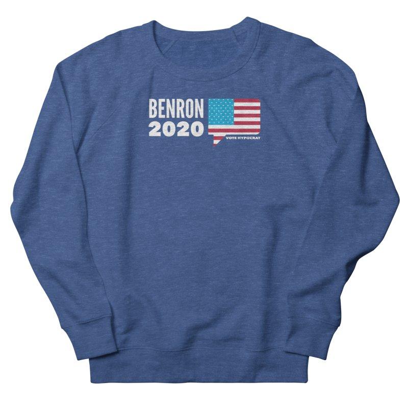BenRon 2020 Vote Hypocrat Limited Women's Sweatshirt by Watch What Crappens