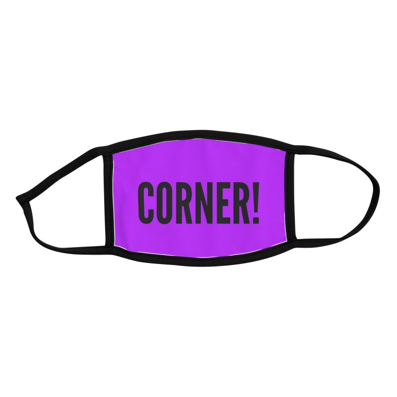 Corner! Vanderpump Rules Face Mask Accessories Face Mask by Watch What Crappens