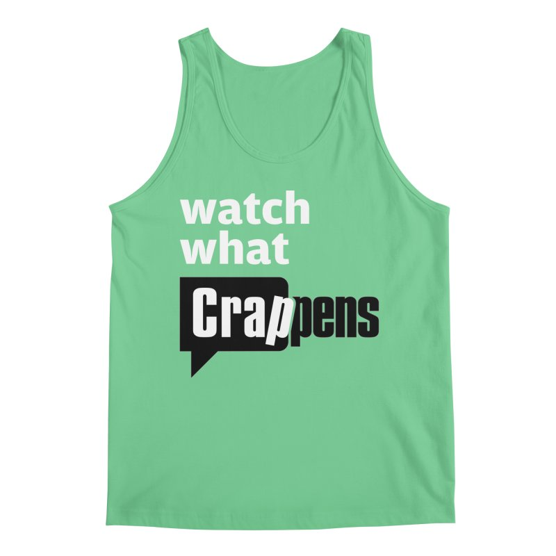 Crappens Shirts and Clothes Men's Regular Tank by Watch What Crappens