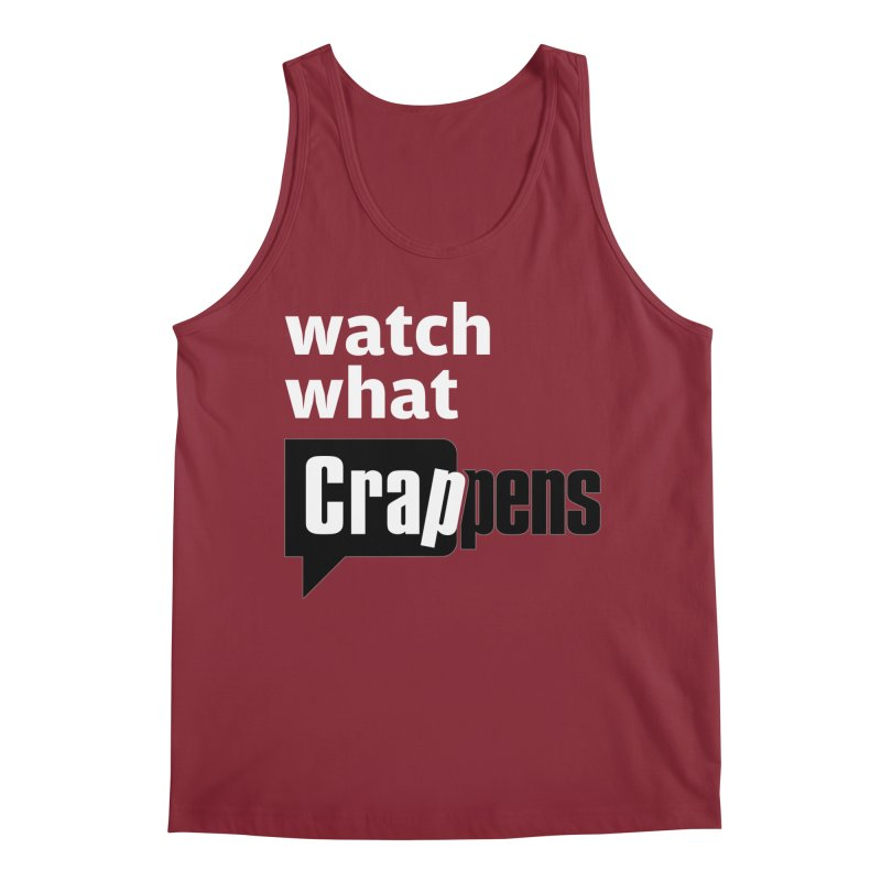 Crappens Shirts and Clothes Men's Tank by Watch What Crappens