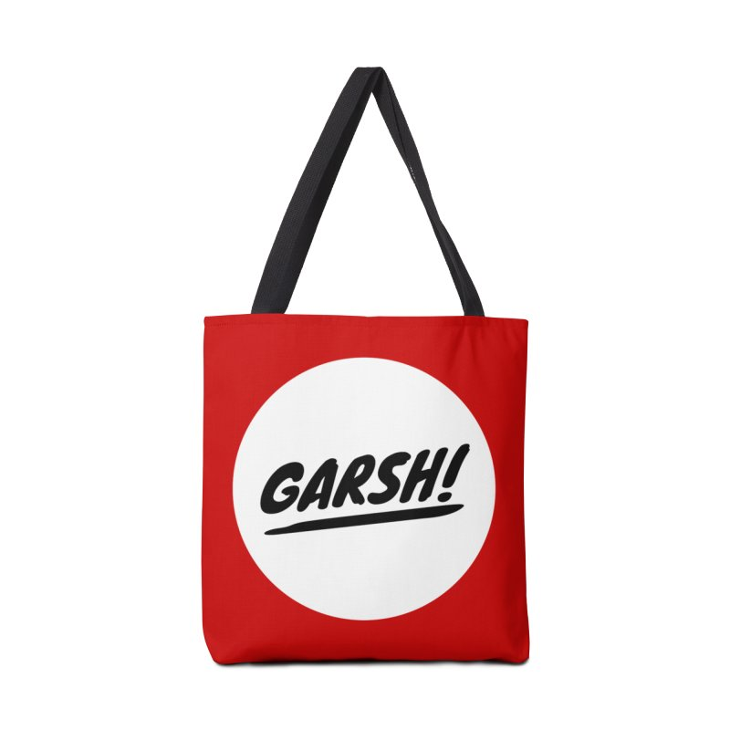 Garsh! Limited Accessories Bag by Watch What Crappens