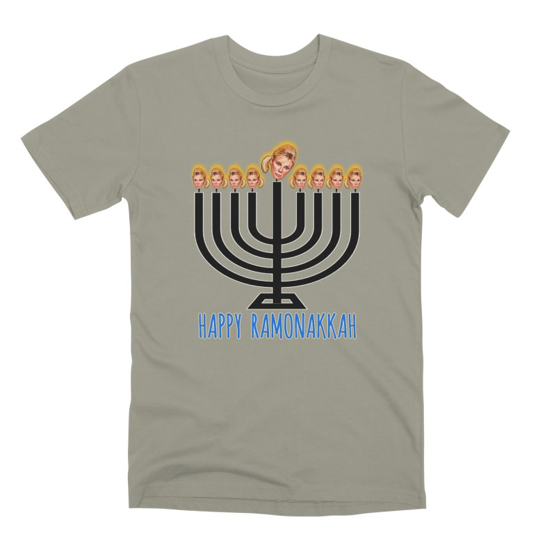 Happy Ramonakkah Limited Men's Premium T-Shirt by Watch What Crappens