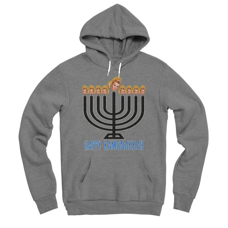 Happy Ramonakkah Limited Women's Sponge Fleece Pullover Hoody by Watch What Crappens