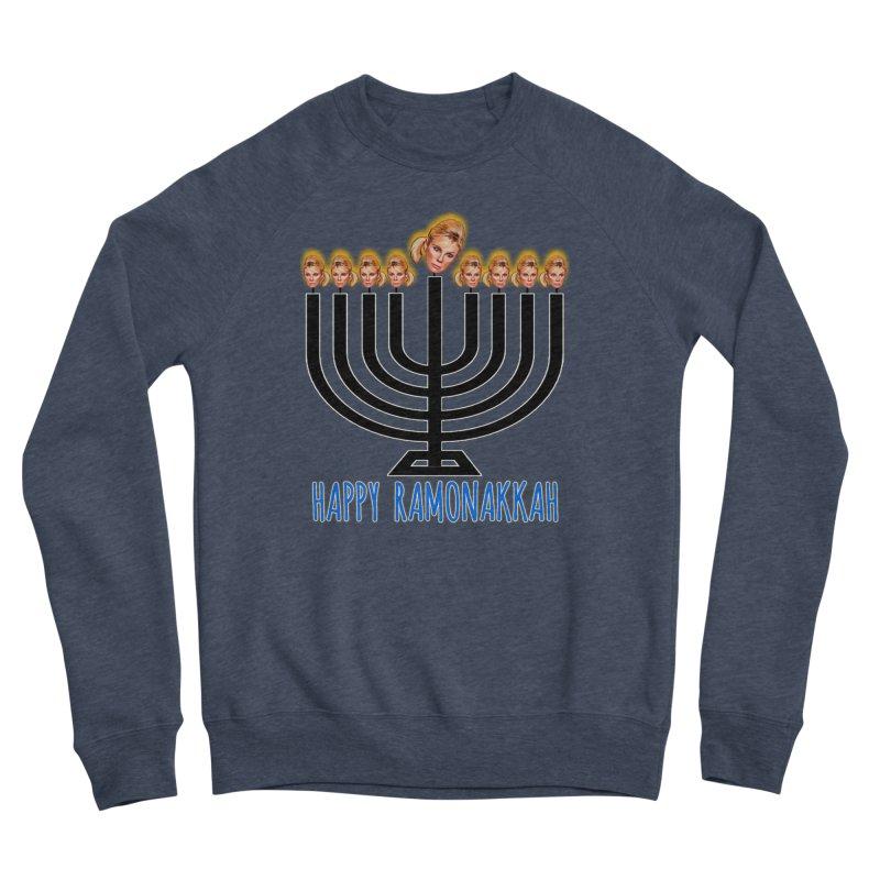 Happy Ramonakkah Limited Women's Sponge Fleece Sweatshirt by Watch What Crappens